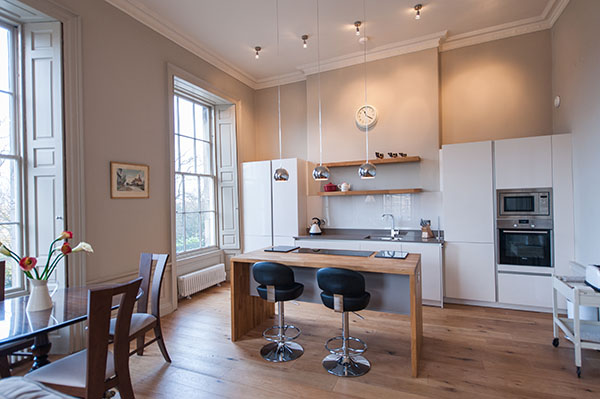 The Edinburgh Apartment - Serviced Accommodation, Flats